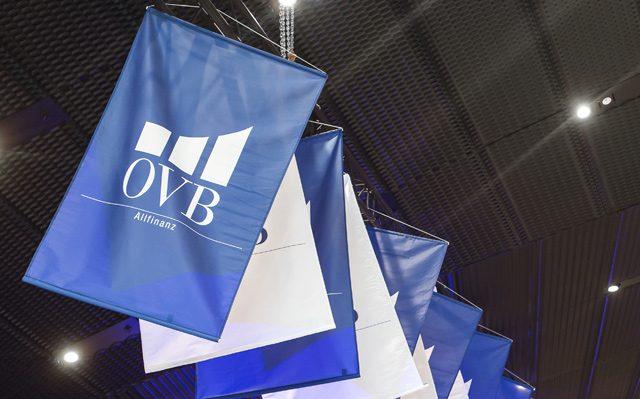 Banery tekstylne dla OVB