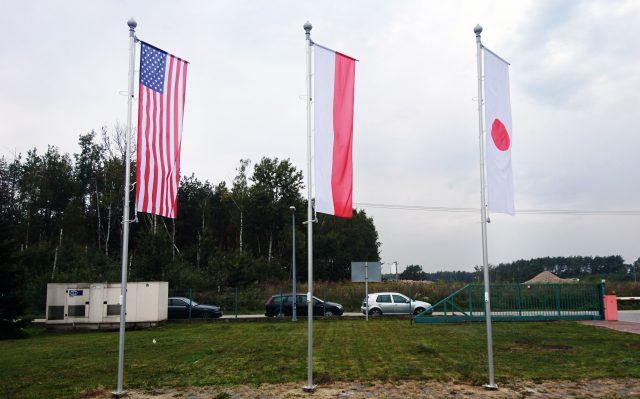 Maszty flagowe Warszawa