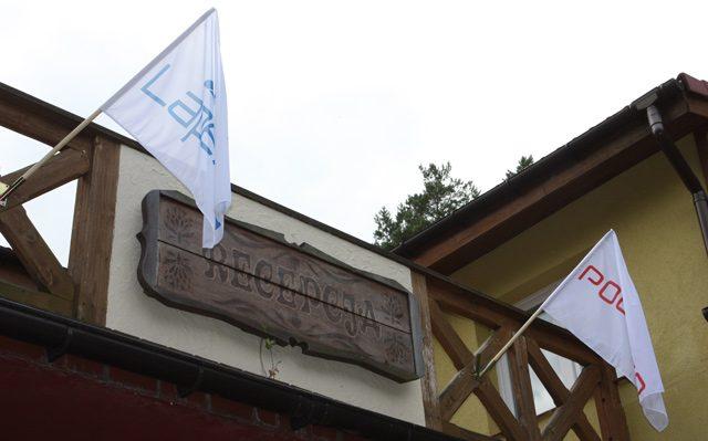 Flagi na drzewce dla Pol-Sver