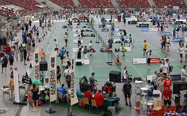 Windery dla Akademii Badmintona
